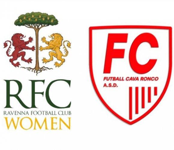 Ravenna Women FC, nuova collaborazione con l'ASD Futball Cava Ronco di Forlì