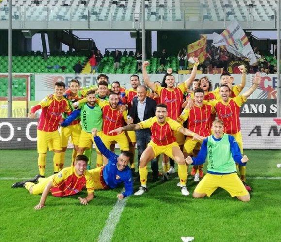 Recanatese, a Cesena vittoria storica