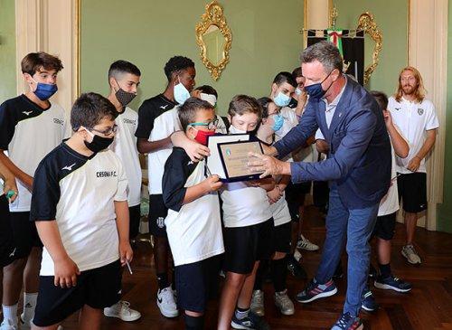 A Cesena la premiazione dei Grassroots Awards - Sezione Best Disability Football Initiative