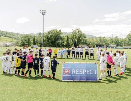 La Respect Cup per proseguire la transizione dei classe 2009