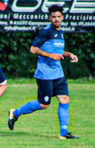 Riccardo Ferro saluta lo United Carpi