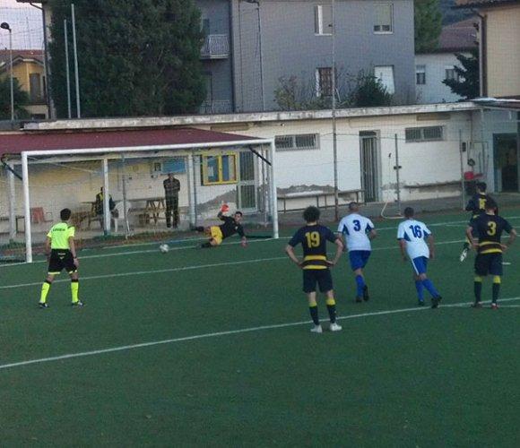 Coppa - Villa Musone - Staffolo 4-1 (1-1 pt)