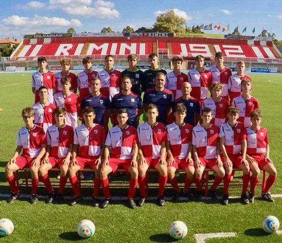 Comunicato Giovanili  Rimini FC