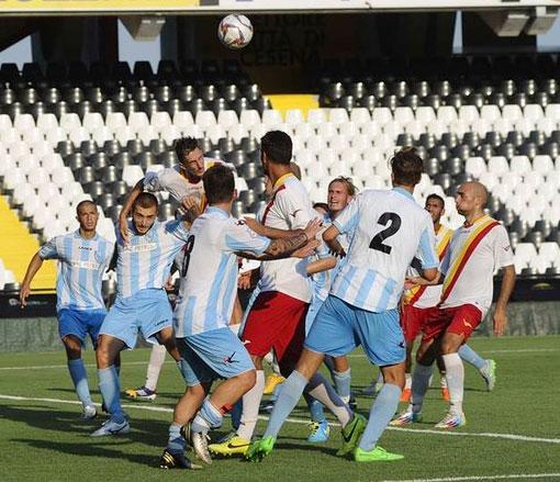 Romagna Centro vs Sammaurese 0-0