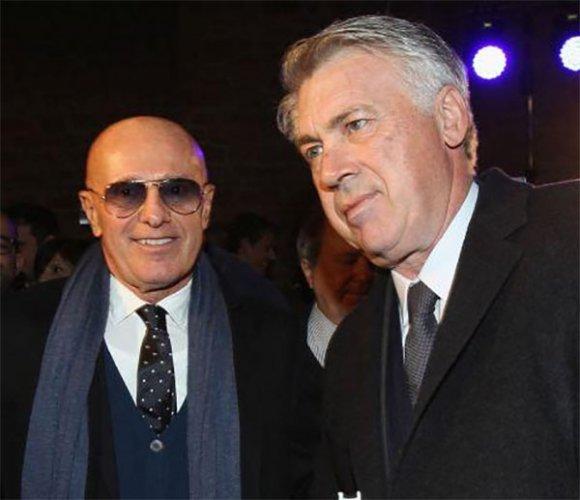 Ancelotti e Sacchi, allenatori di successo