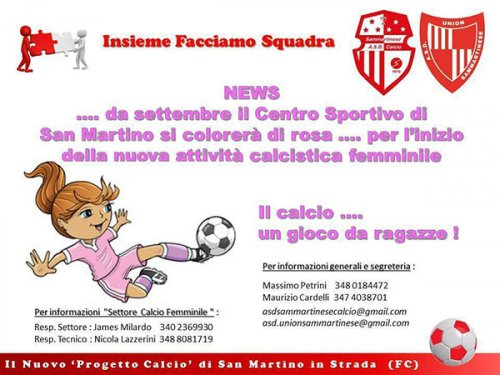 Calcio Femminile a Forlì