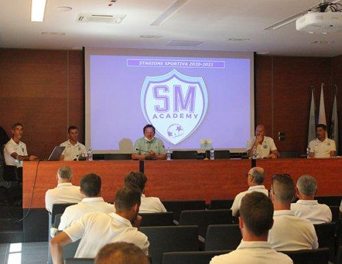 Settore Giovanile: la San Marino Academy presenta i suoi quadri tecnici