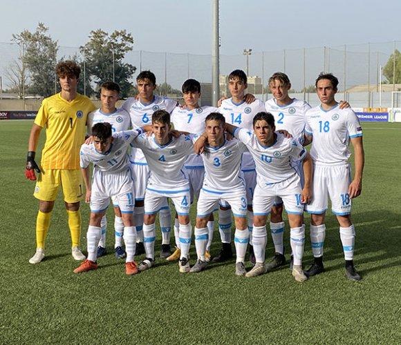 Under 19: San Marino fa la partita, Malta la vince di misura