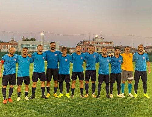 Allenamento congiunto FC Vigor Senigallia – Sangiustese 0-0