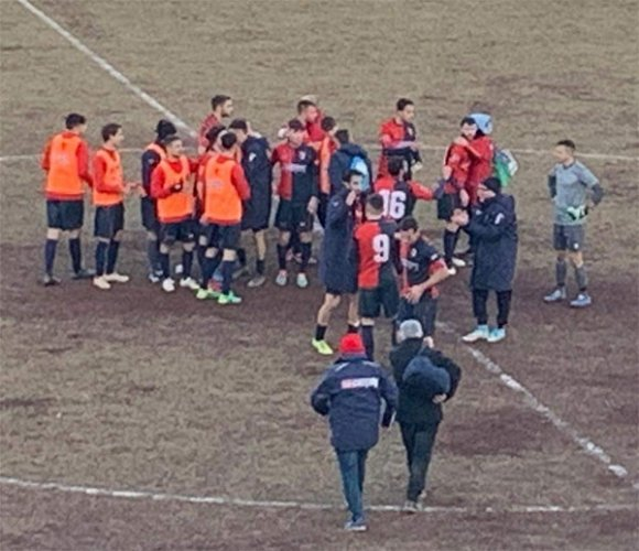 Avezzano vs Sangiustese 0-1