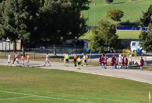 Coppa - Sangiustese – Grottammare 4-0