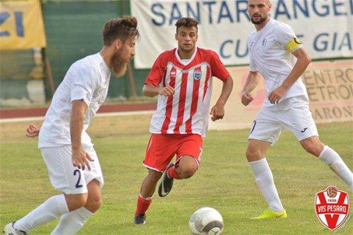 Santarcangelo vs Vis Pesaro 2-1