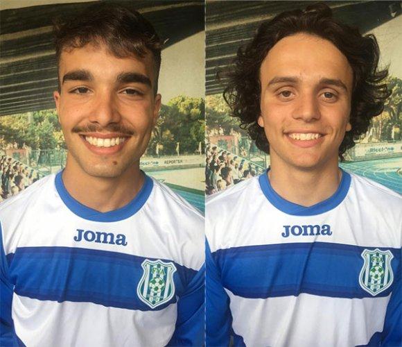 Sparaventi e Stella  alla Fya Riccione dal Rimini FC