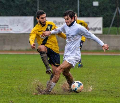 Play-out - Campagnola vs Formigine-Rosselli 1-2