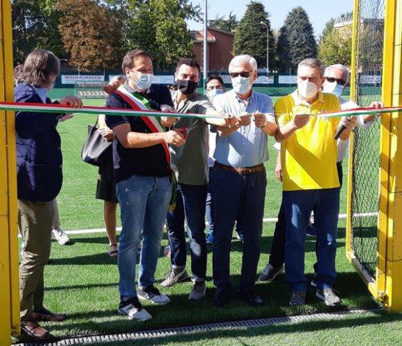 Inaugurata la Savignano Sport Valley