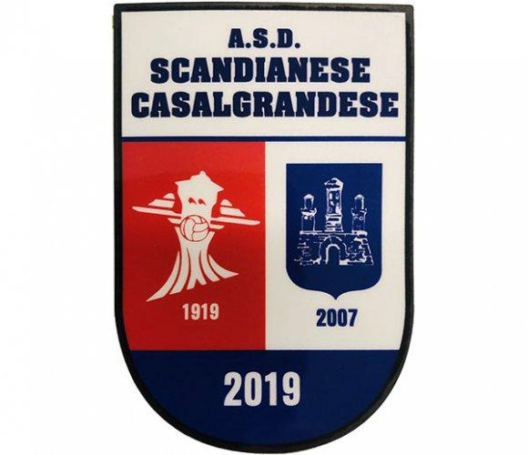 Scissione in casa Scandianese-Casalgrandese.