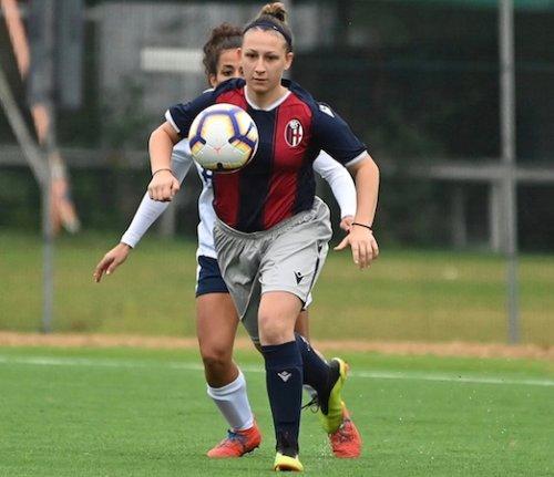 Serie C: la MVP della prima giornata è Beatrice Sciarrone (Bologna)
