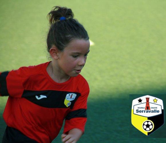 Grande successo per il primo campus estivo della Scuola Calcio Serravalle