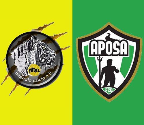 Bagnolo-Aposa 2-2
