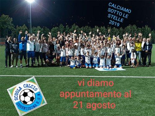 Grande partecipazione al primo evento estivo della S.C.Serenissima