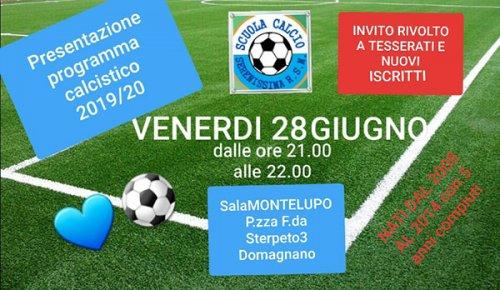 La Scuola Calcio Serenissima presenta il programma calcistico 2019/2020