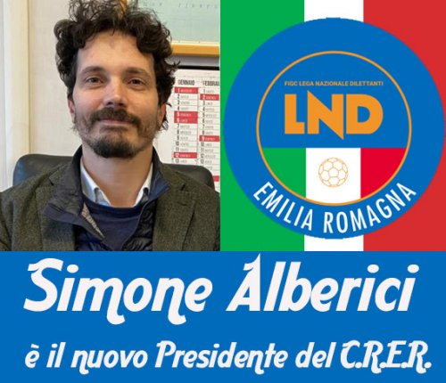 FIGC CRER: Simone Alberici è il nuovo Presidente