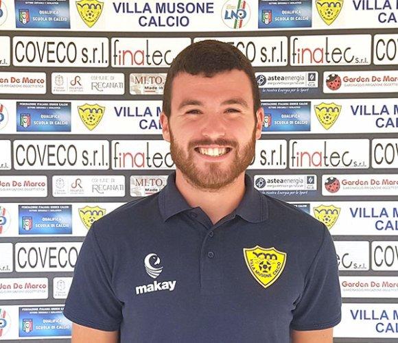 Simone Cecchi nuovo vice allenatore della prima squadra