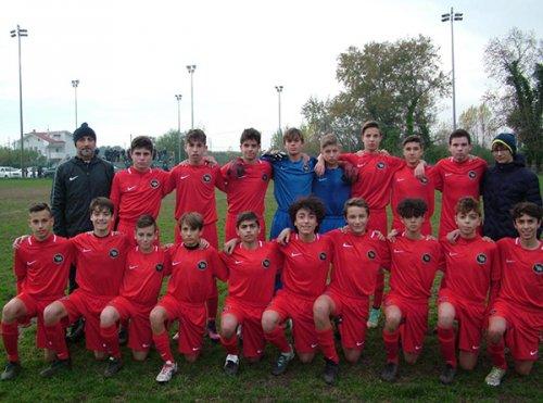under15 - Accademia Riminicalcio V.B – Santarcangelo 0-2