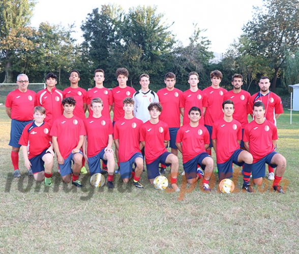 Allievi - Sanges vs Vis Misano B 3-0