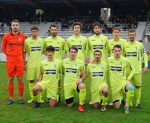 Camerano - Monticelli 3-0