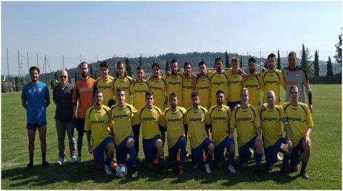 Coppa - Dozzese-Calcara Samoggia 3-0 (p.t. 1-0)