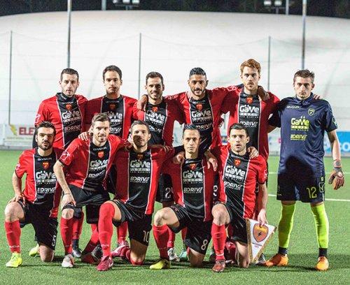 Coppa Titano - Tre fiori – Folgore 1-0 (1-0)