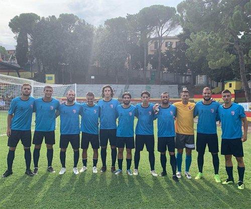 Allenamento conginunto Osimana vs Sangiustese 1-6