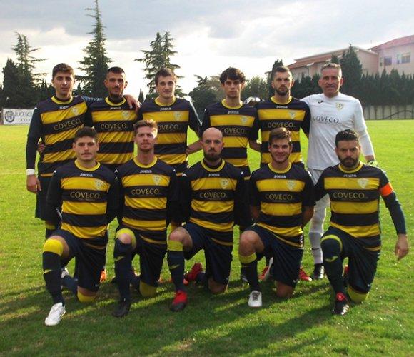 Osimana vs Villa Musone 1-0