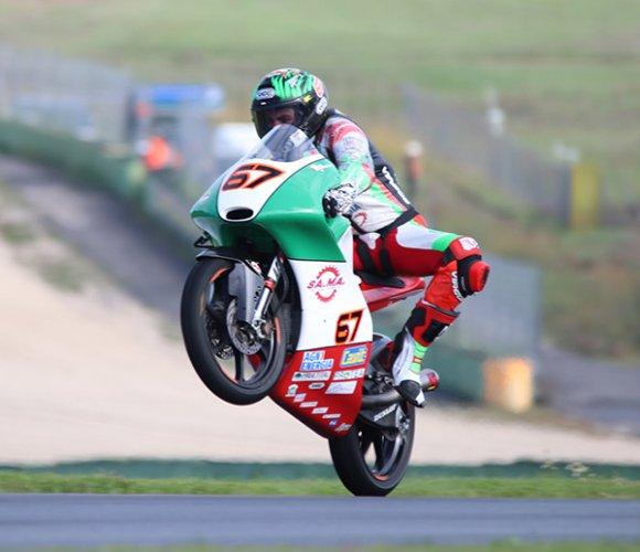 CIV Vallelunga, Moto3: Surra la spunta su Perez Selfa, gran rimonta di Zannoni