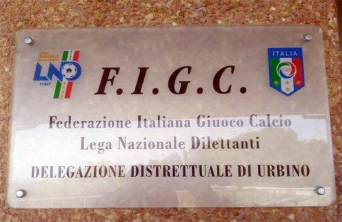 Perché è stata chiusa la Delegazione Distrettuale F.I.G.C. di Urbino ?