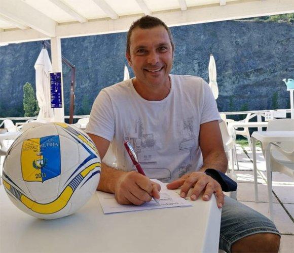 Marcello Teodorani nuovo preparatore dei portieri del Novafeltria