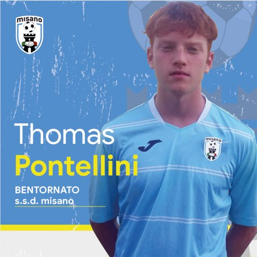 Thomas Pontellini al Misano