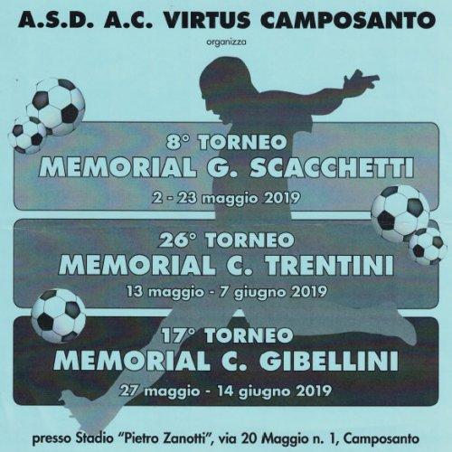Prosegue la stagione dei tornei alla Virtus Camposanto