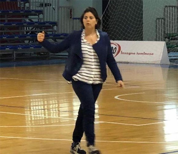 Intervista all'allenatrice della UICI: Sandra Bonfrate