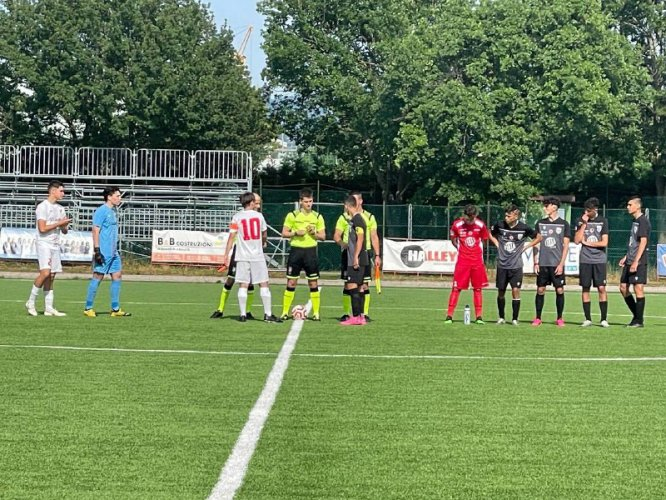 Under17 - Matelica vs Sambenedettese 7-2