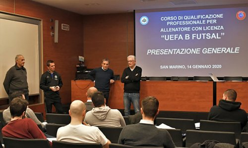 San Marino: firmata la nuova Coaching Convention 2020