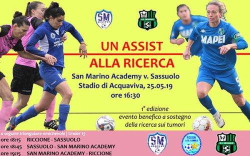 Ad Acquaviva (San Marino) vince la solidarietà