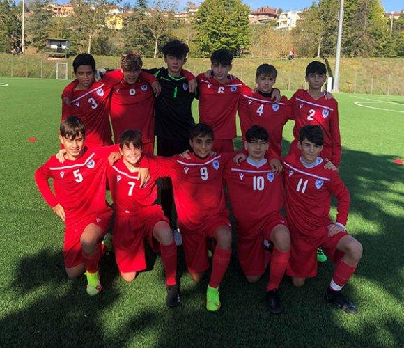 I risultati del fine settimana delle Giovanili della San Marino Academy