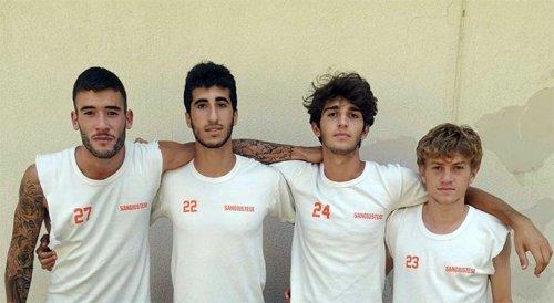 Alla Sangiustese ben quattro giovani scuola United Civitanova