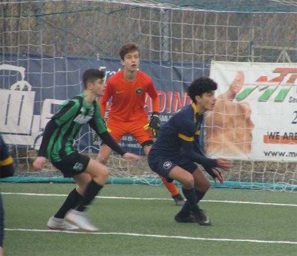 under14 - sassuolo – santarcangelo 5-0