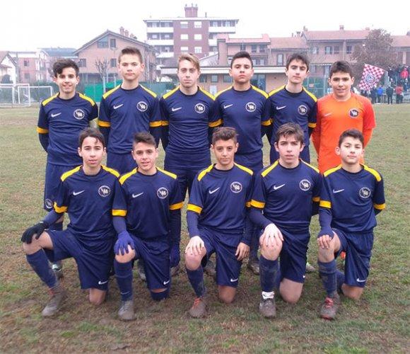 Under14 -  Santarcangelo – Imolese 1-1