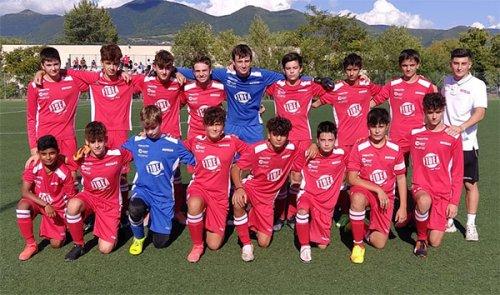Ancona-Matelica: I ragazzi della U15 Regionale secondi al Torneo di Fabriano