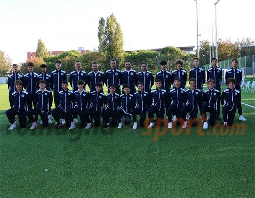 Il resoconto delle gare della San Marino Academy