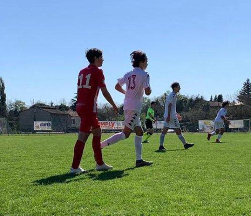 Under17 - Arezzo vs Matelica 6-2